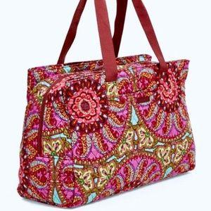 New Vera Bradley Triple Compartment Travel bag